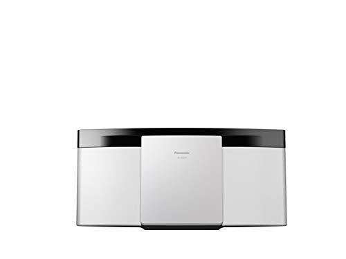 Panasonic SC-HC200EG-W Stereo Micro Hi-Fi Bluetooth, Bianco