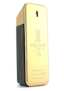 One Million Profumo Uomo di Paco Rabanne - 100 ml Eau de Toilette Spray