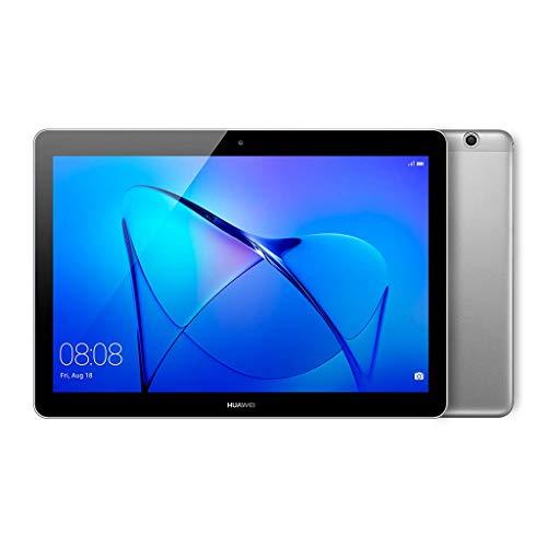 Huawei Mediapad T3 10 Tablet Wi-Fi, CPU Quad-Core A53, 2 GB RAM, 16 GB, Display da 10 Pollici, Grigio